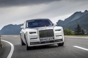 If there is any car that can claim to be the king of the car world, it's the Phantom.