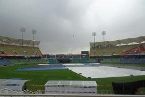 The Greenfield Stadium in Thiruvananthapuram will host the deciding India vs New Zealand Twenty20 on Tuesday but rain threat looms for this match.