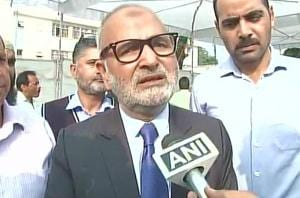 Jammu and Kashmir public works minister Naeem Akhtar welcomed the Centre's move to appoint a special representative for talks with stakeholders in the restive state.