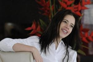 Actor Kalki Koechlin was seen in the recently released film, Ribbon.