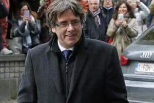Ex-Catalan leader Puigdemont granted freedom to campaign for...