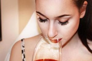 Women, do you get strong alcohol cravings at times? Blame it on...