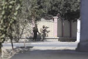 Gunmen attack Kabul TV station, use 'rockets', staffers report several...