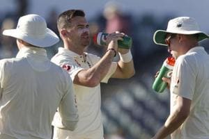 James Anderson eager to cash in on Pink Ball warm-up game ahead of...