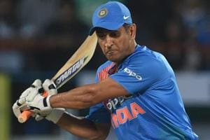 MSDhoni should be given a chance before his Indian cricket team future is decided, believes Sourav Ganguly.