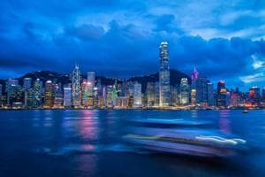 Travellers, take note: Hong Kong is the world's top city for...