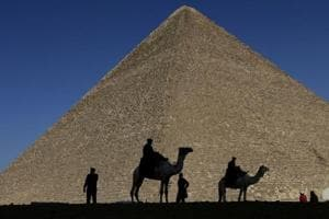 Now, explore Egypt's Great Pyramid from the inside, thanks to virtual...