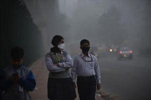 Burning eyes, choking lungs: Here's what Delhi looks like as air...