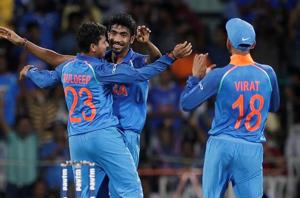 Virat Kohli's Indian cricket team promises much more with smart bowling