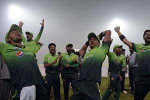 Pakistan's cricket team under Sarfraz Ahmed have won 12 out of their last 14 Twenty20 Internationals and that has helped them secure the No.1 ranking in the shortest format after India defeated New Zealand 2-1 in the recently-concluded series.