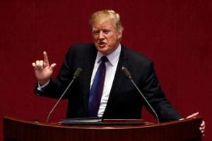 'Do not underestimate or try us': Donald Trump warns North Korea of...