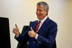 Trump cast absentee ballot in New York, Democratic mayor wins second...