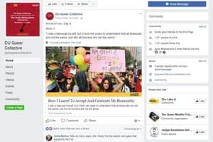 This online campaign is bringing to the fore, stories of DU's pride