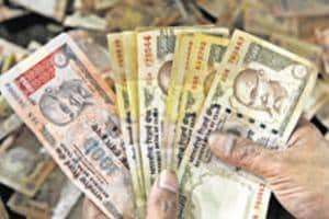 RBI cuts down on printing of new currency notes as vaults filled with...