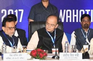 GST Council meeting: Tax rate cut on 177 items such as detergents,...