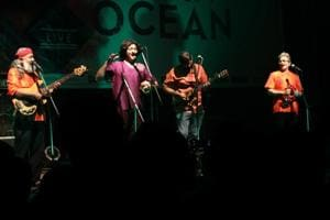 Indian Ocean band will perform at the Hindustan Times Palate Fest 2017, at Nehru Park.