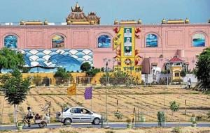 The Dera Sacha Sauda headquarters in Sirsa lies deserted after Gurmeet Ram Rahim Singh was convicted and jailed for raping two disciples.