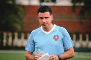 Sergio Lobera, who has been a youth coach at FCBarcelona in the past, wants FCGoa to strike a balance between defence and attack.
