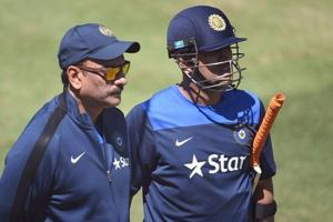 Ravi Shastri has lashed out at MS Dhoni's critics, saying that there are a lot of jealous people who want the former Indian skipper out of the Indian cricket team.
