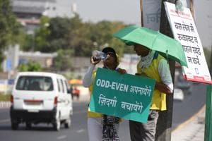 NGT rejects modified odd-even petition, Delhi govt files fresh...