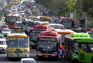DTC managing director Sandeep Kumar said arrangements have been made to bring in private stage carriage permit holders whom the corporation will pay on per kilometre basis.