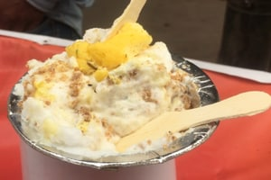 Tried and Tasted: How Daulat ki Chaat got it's name & where to have...