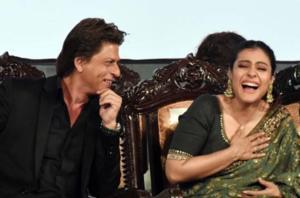 Shah Rukh Khan, Kajol give us a Kuch Kuch Hota Hai moment at Kolkata...