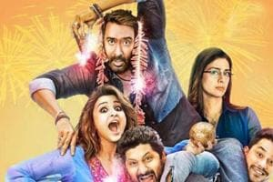 Golmaal Again set to enter Rs 200 crore club, emerges as 2017's...