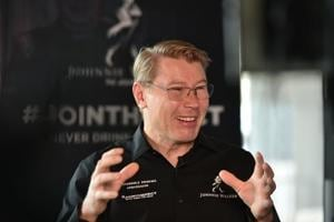 Mika Hakkinen won two Formula One drivers' world championships in 1998 and 1999.