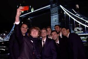 The world's best players have arrived in London ahead of the ATP World...