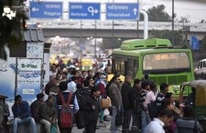 There are 13 lakh active Metro smart card users in Delhi and the government is hoping that buses will become popular among Metro users once they realise they can switch smoothly between the two mobility systems.