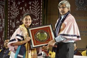 Dipa Karmakar gets D.Litt. degree from National Institute of...