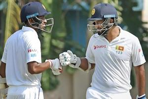 India vs Sri Lanka:Dickwella, Samarawickrama put SLon...