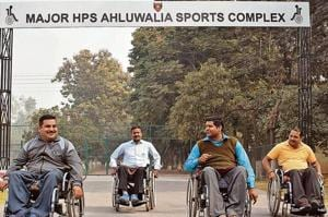 Lease of life to soldiers disabled in service: Mohali's Paraplegic...