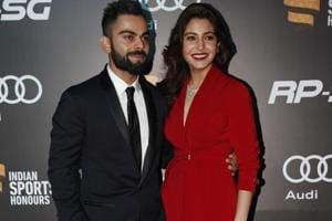 Virat Kohli, Sania Mirza & top stars dazzle at Indian Sports...