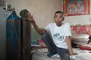 A school dropout, this Chinese farmer taught himself law to take on a...