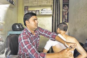 Inside the curious world of Delhi's bone-setter Pahalwans