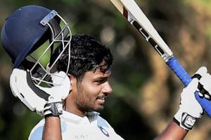 Sanju Samson leads Board President's XI fightback against Sri Lanka,...