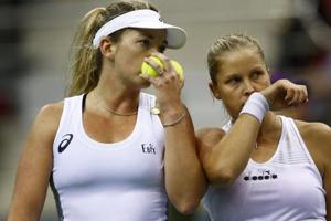 United States beat Belarus 3-2 to win 18th Fed Cup tennis title