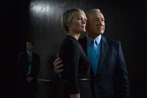 House of Cards writers rushing to rewrite season 6 after Kevin...