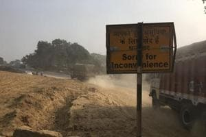 Six years and counting, highway project in Uttar Pradesh stuck in slow...