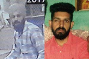 """Saraj Sandhu, who is being chased by the state police, not only admitted to killing Hindu Sangharsh Sena leader Vipan Sharma, but even suggested that the """"killing should not be linked to religion""""."""