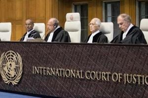 India still in the hunt for crucial International Court of Justice...