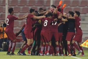 Watch: Qatar U-19 goalie sent off during penalty shootout, captain...