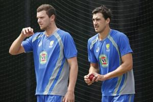 Josh Hazlewood is a bloody genius with line and length: Mitchell Starc