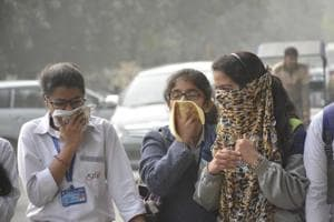 For third consecutive day, Ghaziabad tops polluted charts
