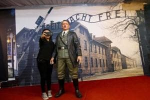 Indonesian museum forced to remove Hitler display where visitors took...