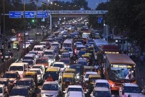 Can ride-sharing ease the traffic and pollution woes of a congested...