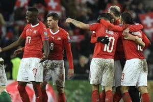 FIFAWorld Cup 2018 qualifiers: Switzerland qualify for Russia after...