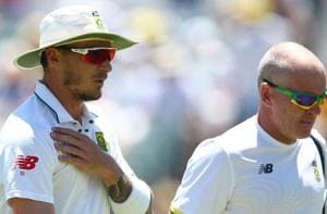 Dale Steyn set for return to cricket from injury after more than a...